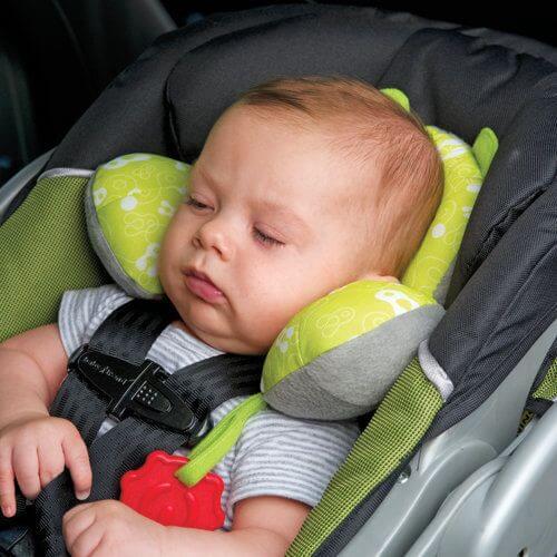 Bilstol og sikkerhet.