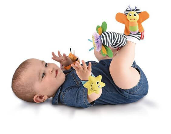 Barns lek i ulike stadier