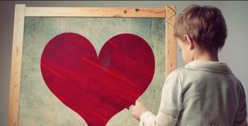 Barn og hjerte