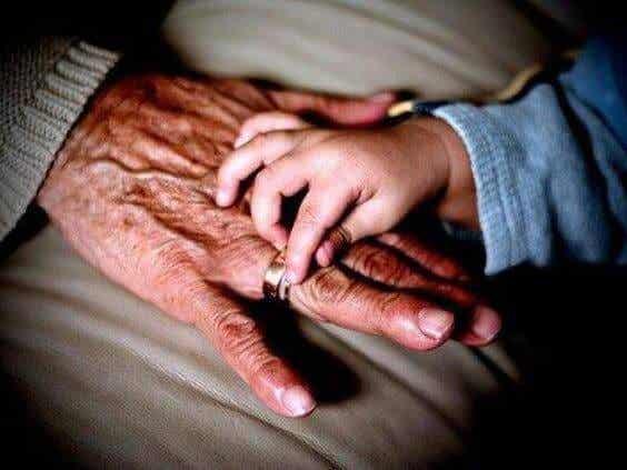 Hvorfor er mormor så viktig for barna