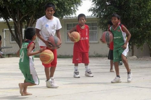 Barbeint basketball