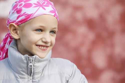 Til de små superheltene som kjemper mot barnekreft