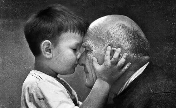 Besteforeldre dør aldri – de blir bare usynlige