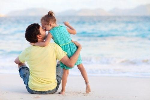 Det magiske forholdet mellom far og datter