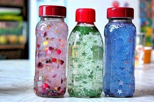 Sensoriske flasker