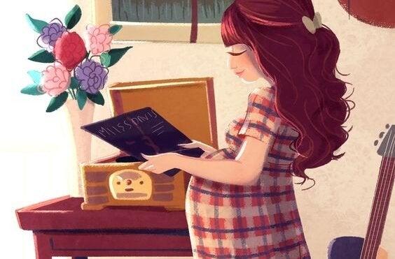 Å oppdra et barn alene: En vanskelig men fantastisk erfaring