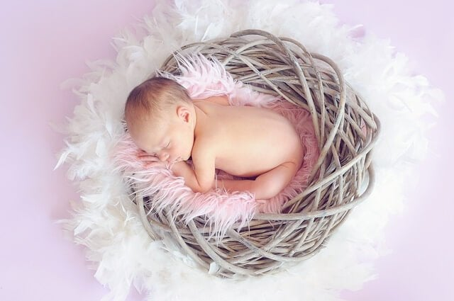Søvnbehovet til babyer i alderen 4-6 måneder