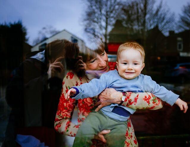 Tid med besteforeldre er en gave for livet