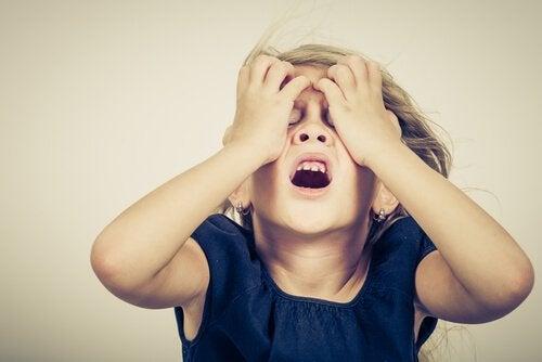 barn kan også oppleve angst