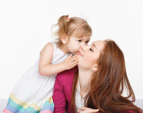Lykken på jord: Å bli mor