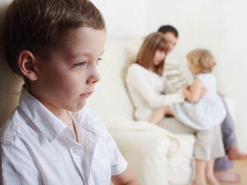 Har foreldre et favorittbarn?