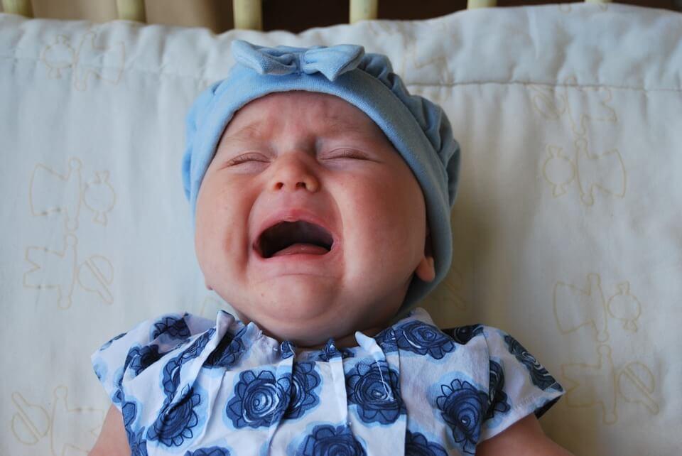 Det viktige ved å trøste den gråtende babyen din
