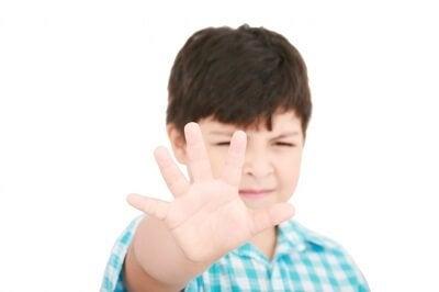 Lær barnet ditt undertøysregelen