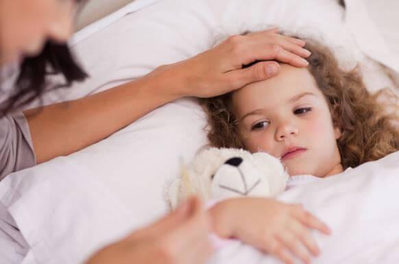 Barnets første feber