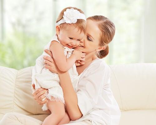 Å være mor til en datter er å ha en venn for livet