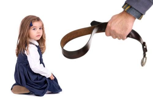 Fysisk avstraffelse påvirker barns IQ