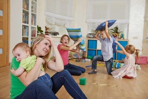 Tips for å spare tid og unngå et rotete hus