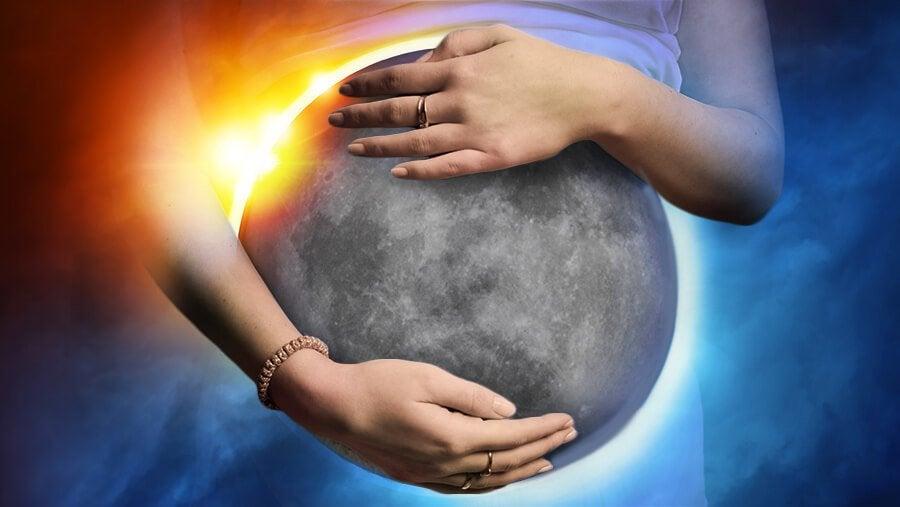 Påvirker solformørkelser graviditet?