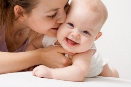myter om å være mor