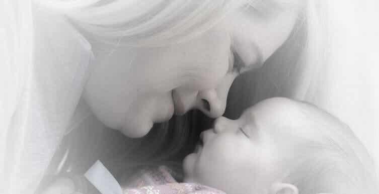 Lukten av babyen din - en sensasjonell forbindelse