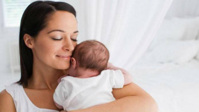 når vi blir mødre
