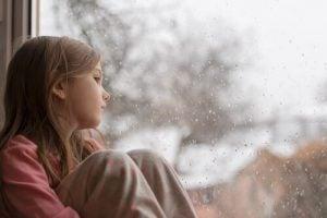 dårlig humør skaper triste barn