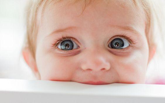 Barnets første tenner kan skape smerter