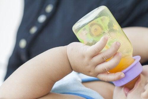 Viktigheten av jern i et barns kosthold