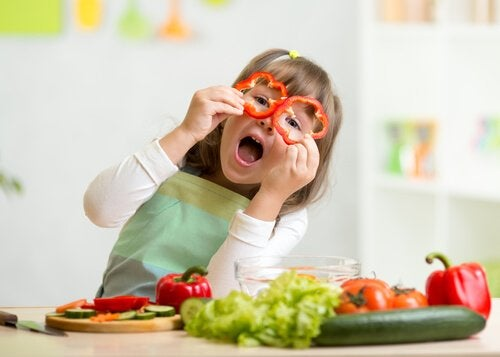 Mat for å forhindre anemi