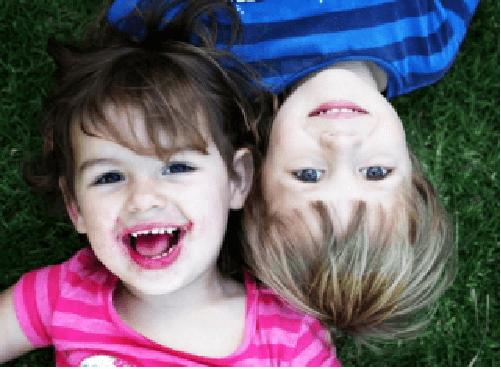 bror og søster