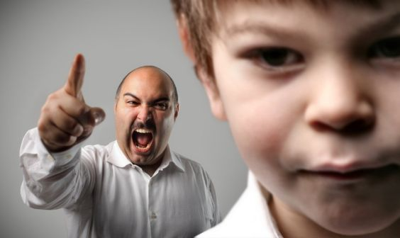 Giftige foreldre