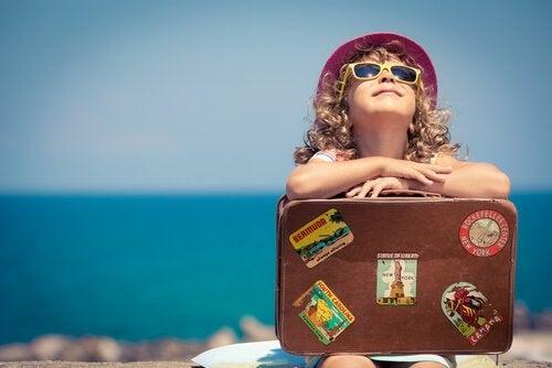 Fordeler med å reise fra en ung alder
