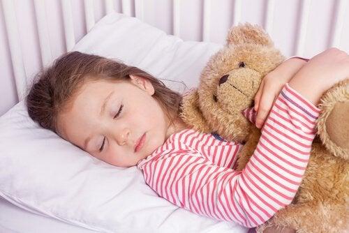 Barn som legger seg sent lider av flere tilstander