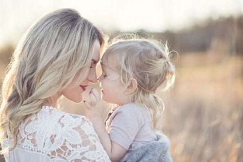 den fantastiske gaven av morskap