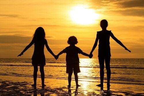 7 tips for å unngå aggressiv oppførsel hos barn