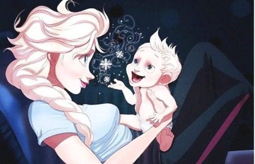 Babyens språk som bare du forstår