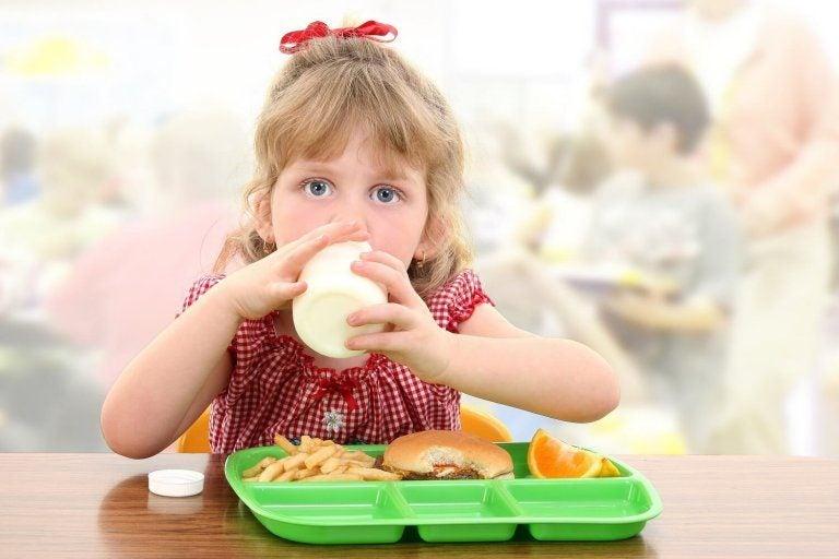 Konsekvenser av dårlig kosthold for barn