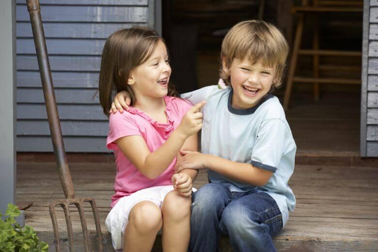 Hvorfor broren din er en av de viktigste mennene i livet ditt