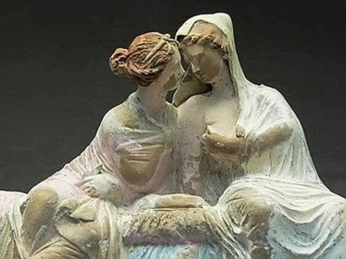mors kjærlighet er evig