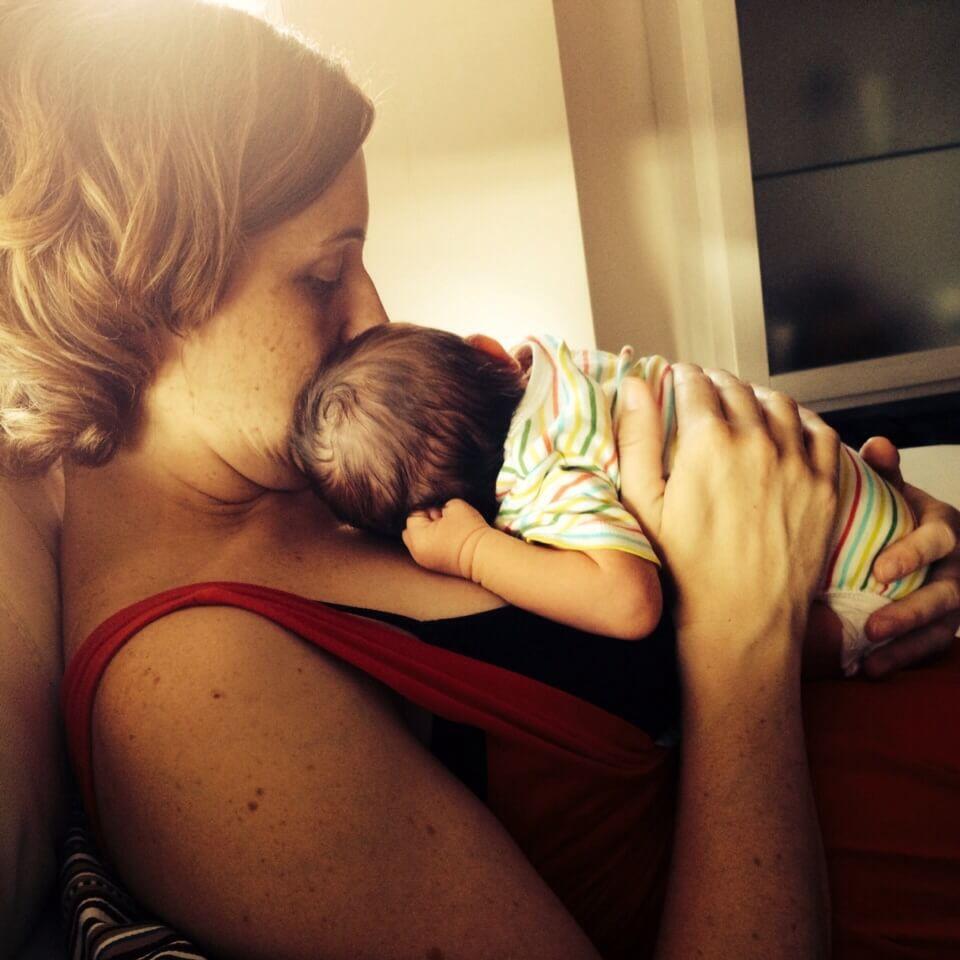 8 typer barselomsorg som alle mødre trenger