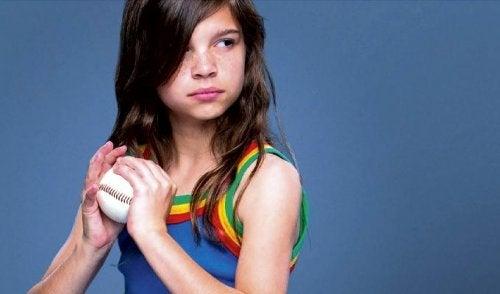 Jenter burde være superheltinner, ikke prinsesser