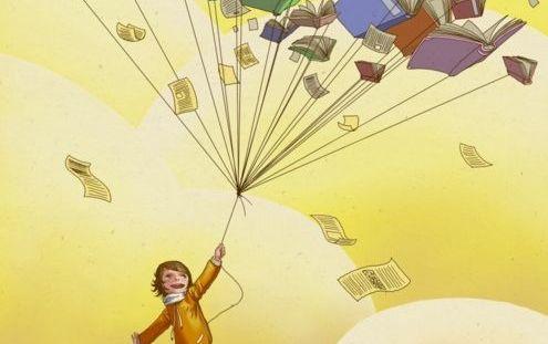 4 flotte bøker for å utdanne barna på emosjonell intelligens
