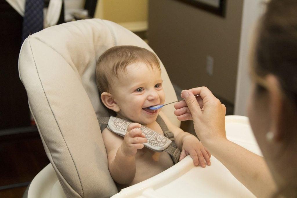 Den beste maten for barnets helse
