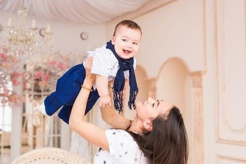 7 tips for å være en lykkelig mor
