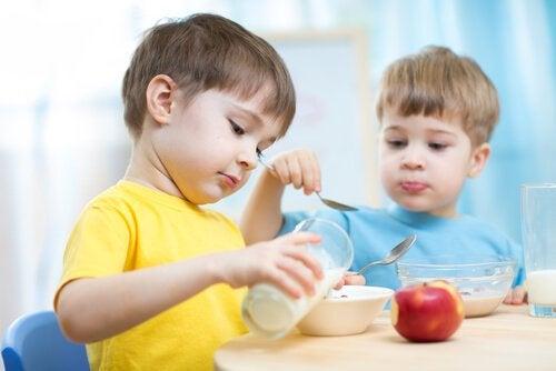 5 gode alternativer til mellommåltid for barn etter skolen