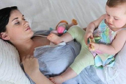 mensen etter graviditet