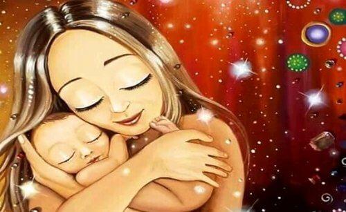 Papatzoa: kunsten å berøre sjelen til barnet ditt