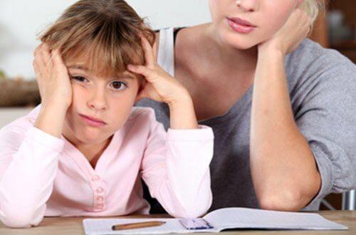 En streng mor kan få mer vellykkede barn