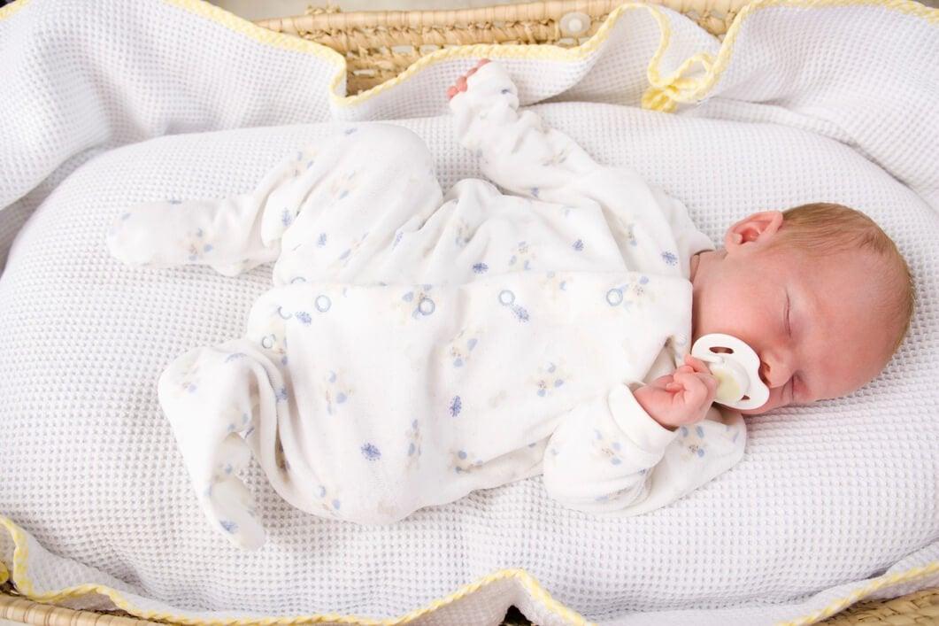 Tips for å legge babyen