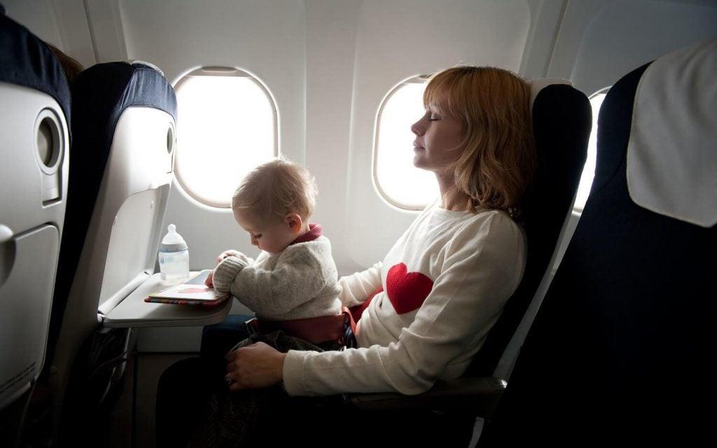 Tips for å reise med en baby